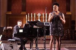 Brenda Edwards and London Show Choir