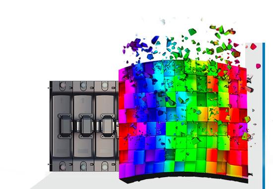Creative LED module