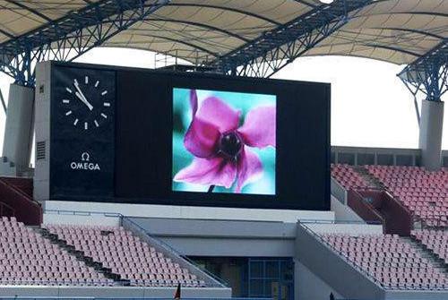 LED information board-stadium