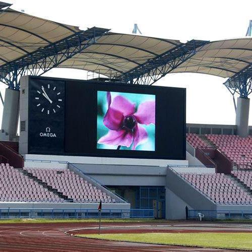 LED информационно табло-стадион