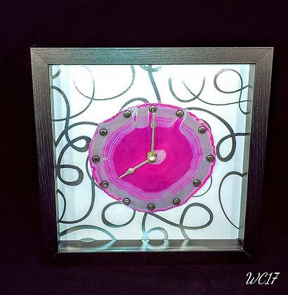 Stone Wall Clock