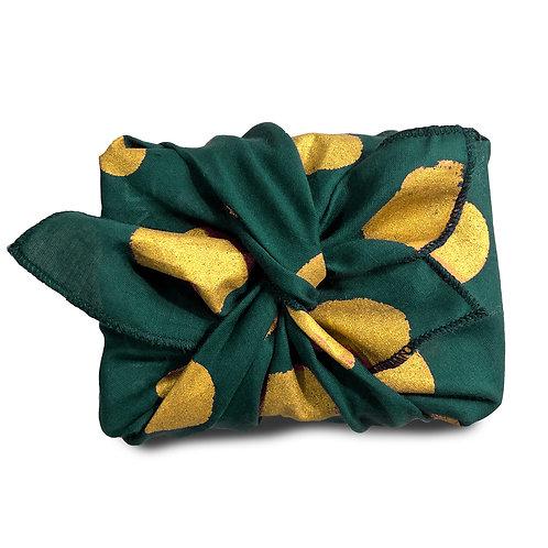 Flocons (vert royal)