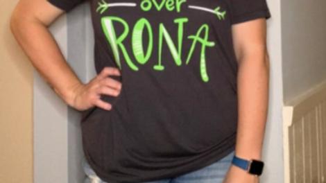 Rita over Rita Tee