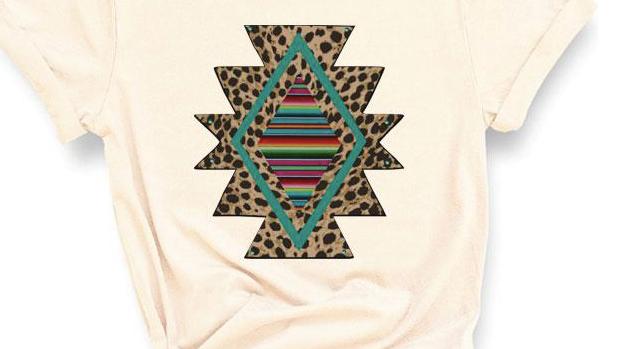 Aztec Graphic Tee