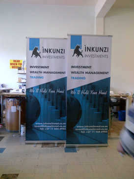 Inkunzi Investments - Pull up banners 2.