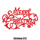 Christmas Wall Tattoo - 013