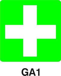 GA1 - First aid equipment