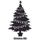 Christmas Wall Tattoo - 009