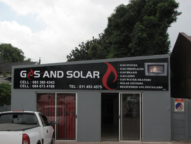 Gas and Solar