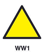 WW1 - General warning of danger
