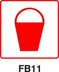 FB11 - Fire bucket