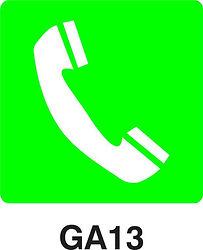GA13 - Telephone