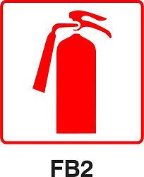 FB2 - Fire extinguisher