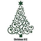 Christmas Wall Tattoo - 012