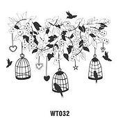 Wall Tattoo 032