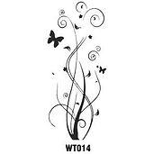Wall Tattoo 014