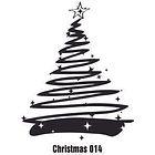 Christmas Wall Tattoo - 014