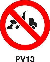 PV13 - Dumping prohibited