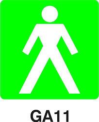 GA11 - Gents toilets