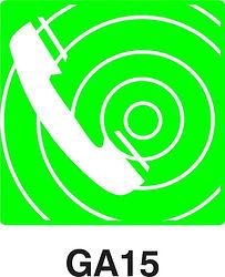 GA15 - Emergency phone