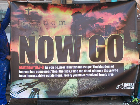 Bikers church - Garden route banner.JPG