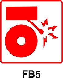 FB5 - Fire alarm
