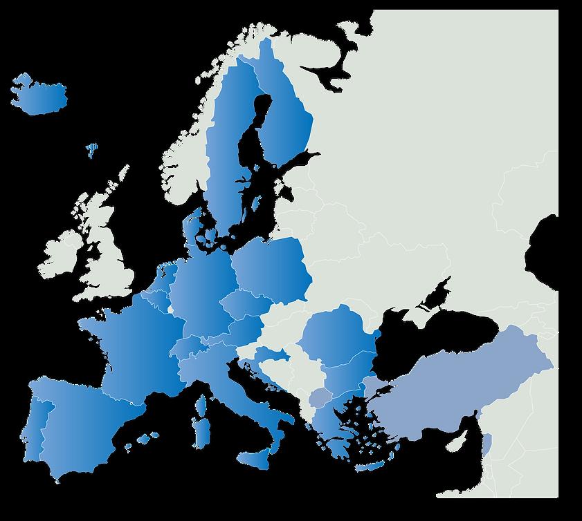 Europe Members Map.png