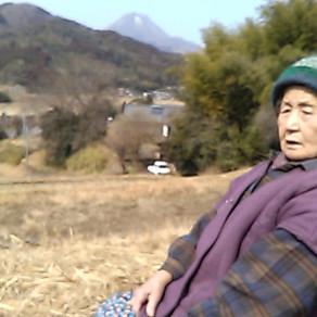 おばあちゃんちの草刈り