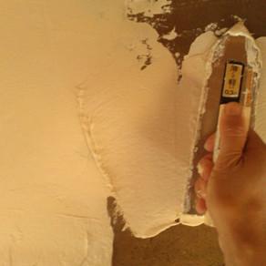 漆喰⑥ ひらめく