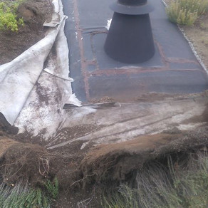 廃材もらう 雨漏り補修