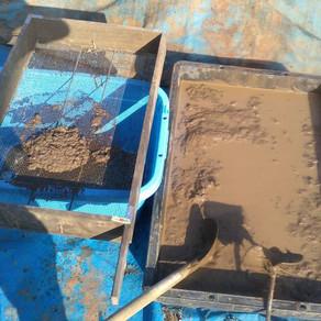 中塗り20 泥をつくる