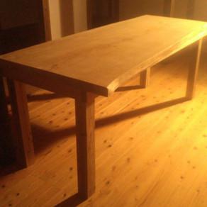 テーブルの制作①