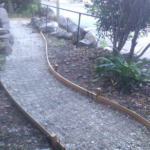 旅館お庭工事12