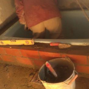 風呂作り9