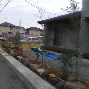 庭工事 植栽
