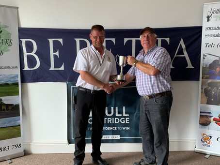Derbyshire English Skeet County Championship