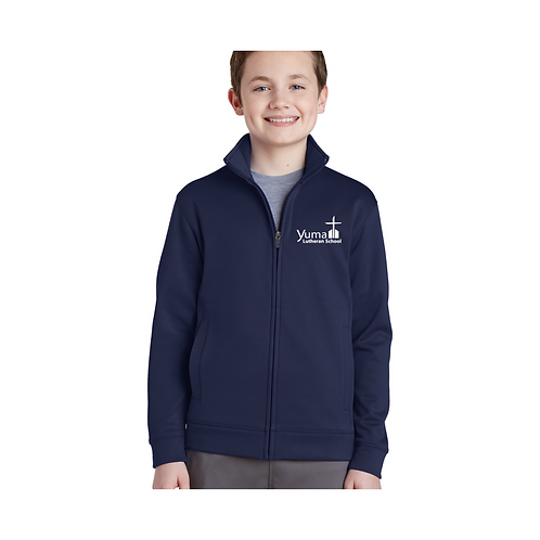 Sport-Tek Fleece Zip-Up Jacket