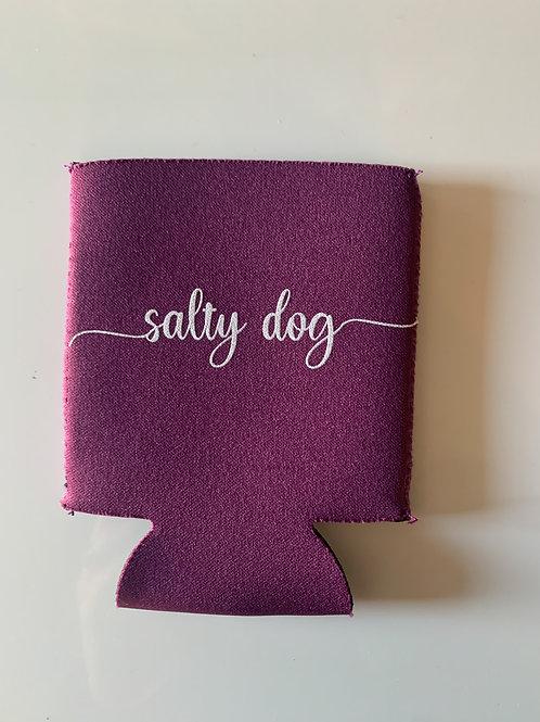 Salty Dog Regular Can Koozie