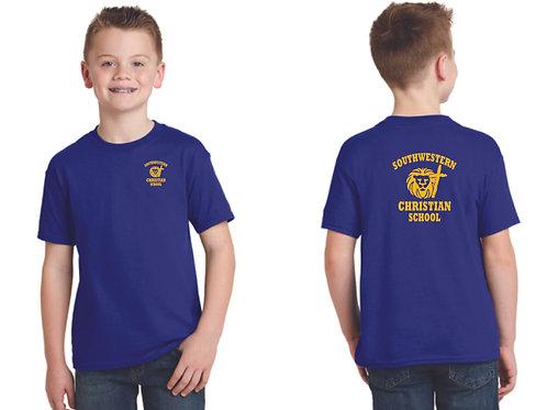 Southwestern PE Shirt 6th-8th Grade