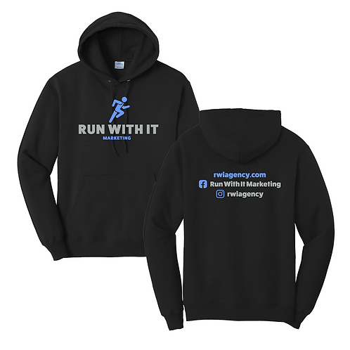 Run With It Hoodie