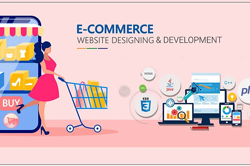 Basic E-commerce Website