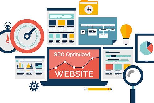 Basic Blog and News Site