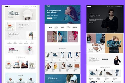 Pro E-commerce Website