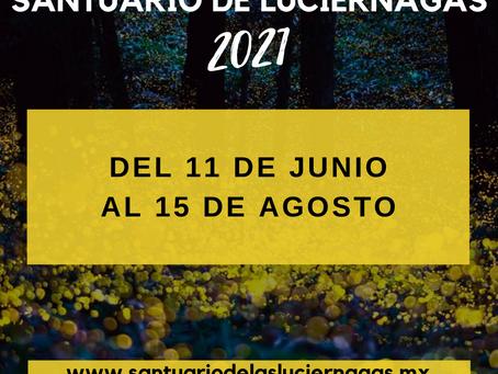 Santuario de las Luciernagas 2021
