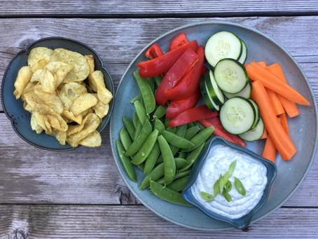 Recipe Makeover: 3 Onion Chip Dip