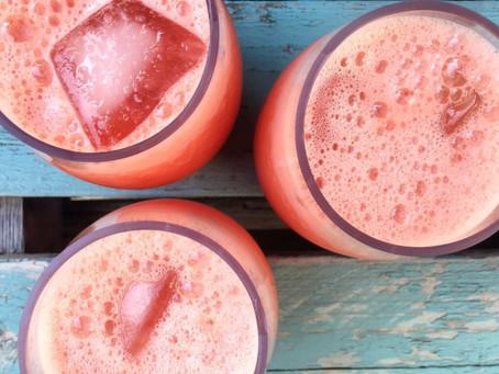 Refresh: Watermelon Agua Fresca