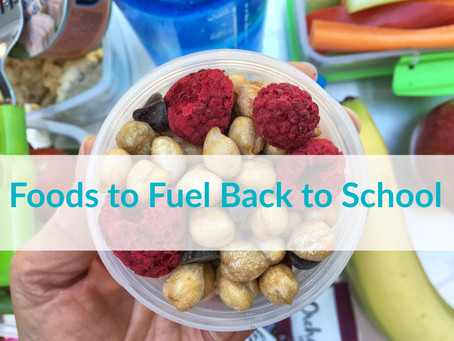 Why I don't love packing lunches...and how it will be better this year. I hope.