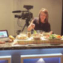 Shannon Crocker on Morning Live TV