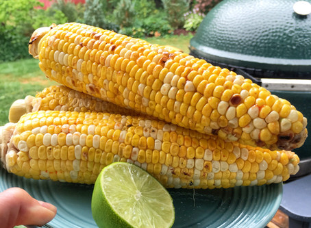 Five Tasty Toppers for Grilled Corn