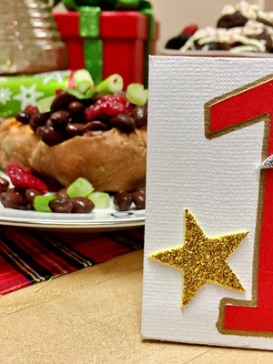 10 Tips to Survive Holiday Parties: Part 1
